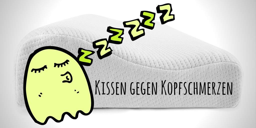 ein kissen gegen kopfschmerzen klingt so einfach ist es auch. Black Bedroom Furniture Sets. Home Design Ideas
