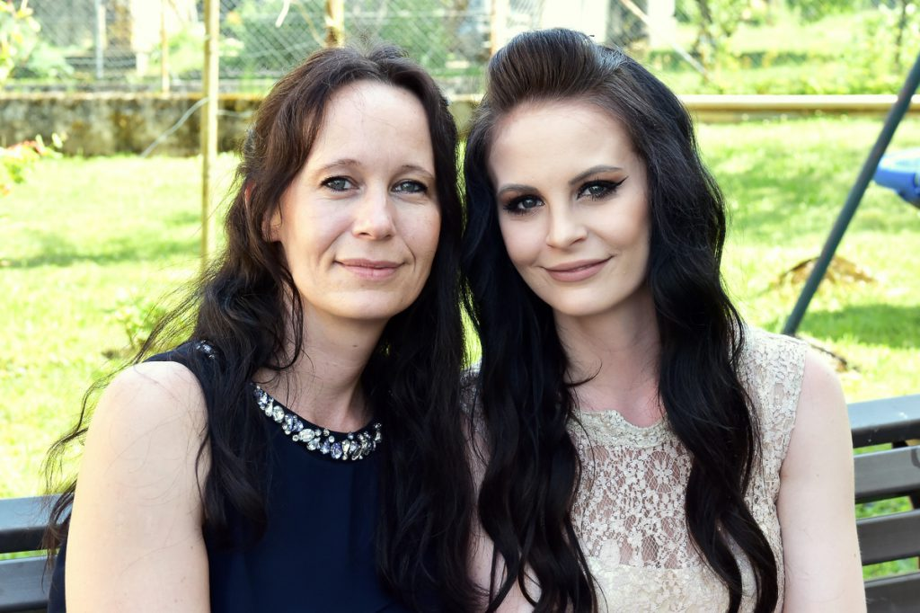Apfelbäckchen Mutter Tochter blog