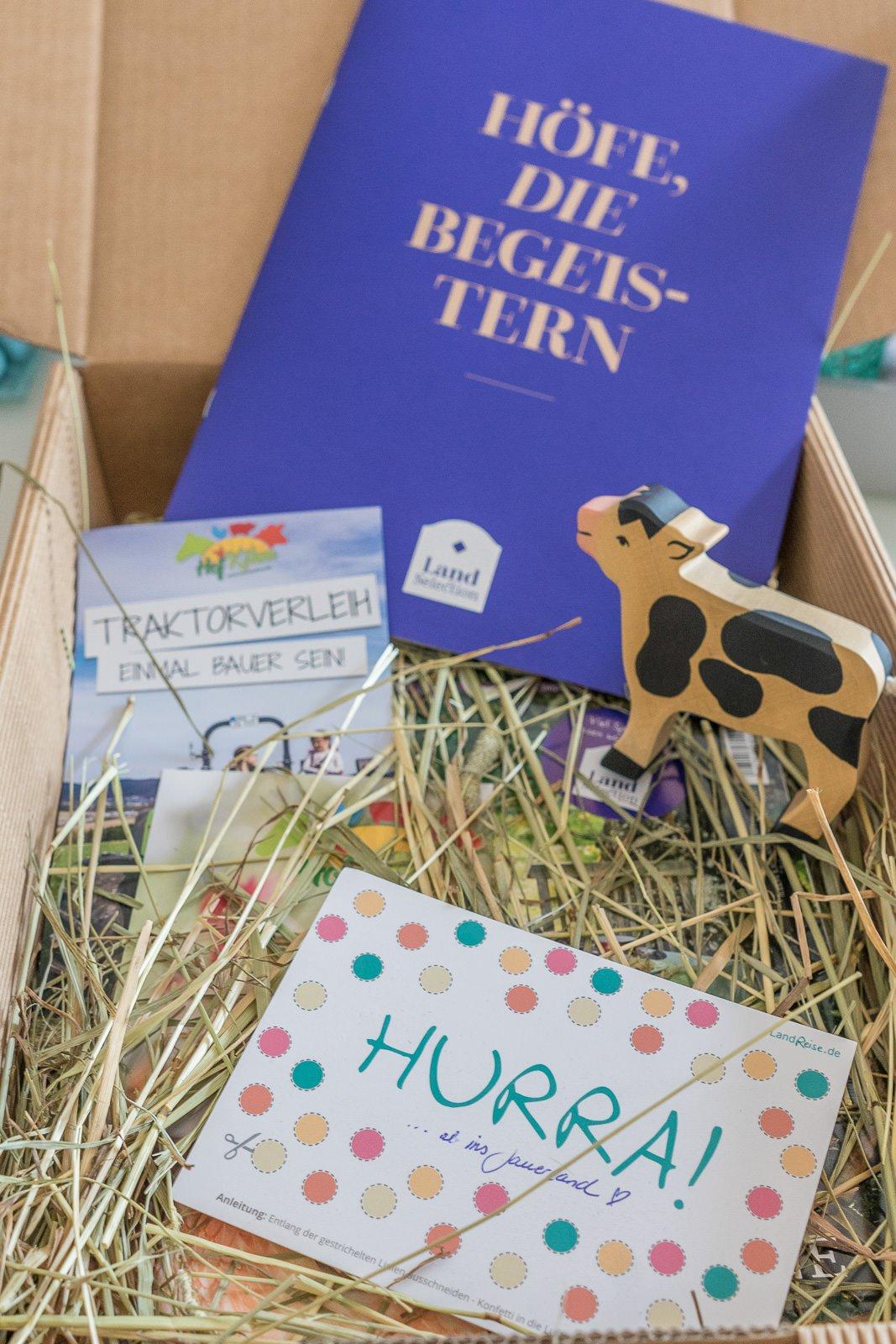 bloggerevent Bauernhofurlaub Hof könne Landreise
