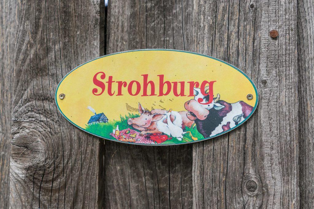 Strohburg hof köhne