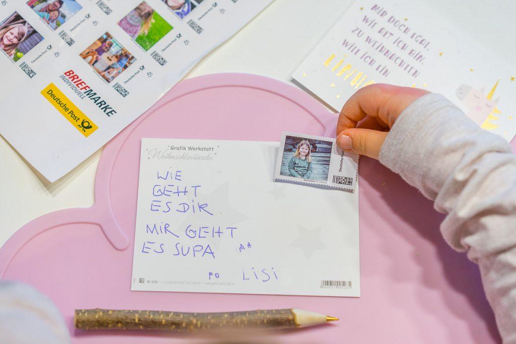 personalisierte briefmarken gestalten