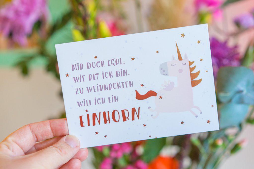 Postkarten schreiben personalisierte Briefmarken