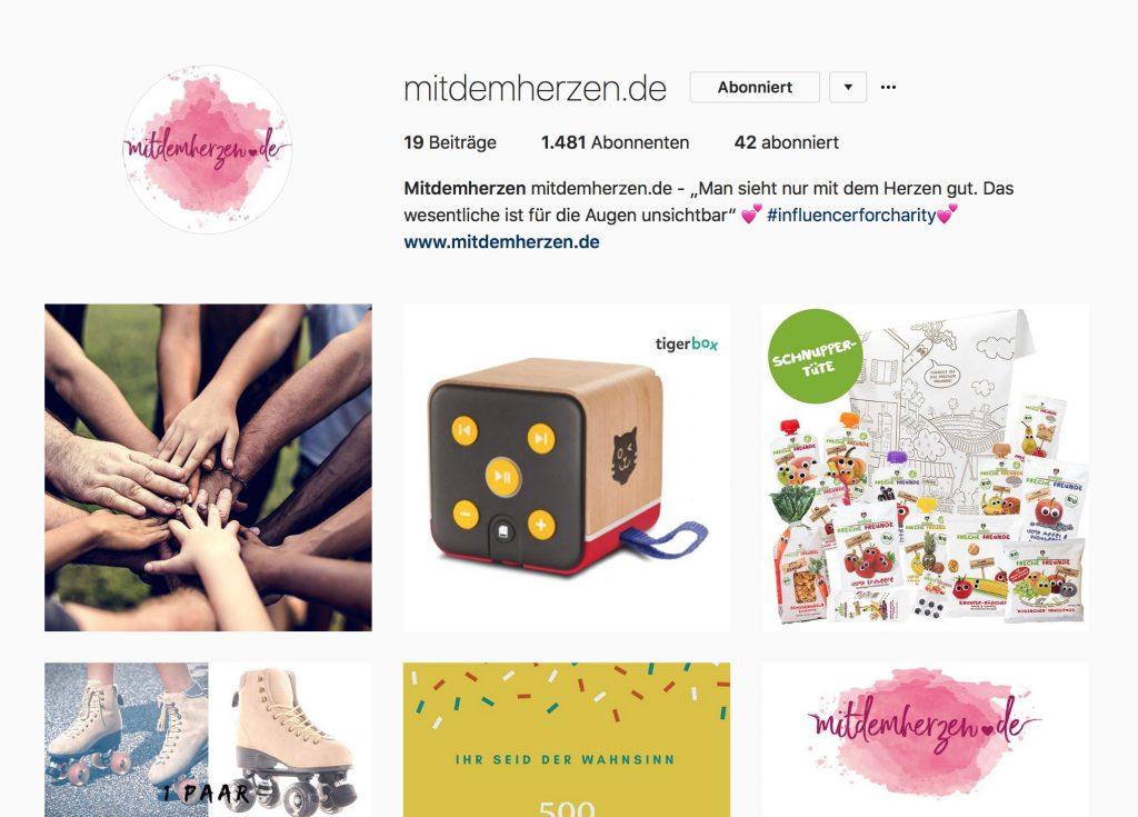 instagram mitdemherzen.de