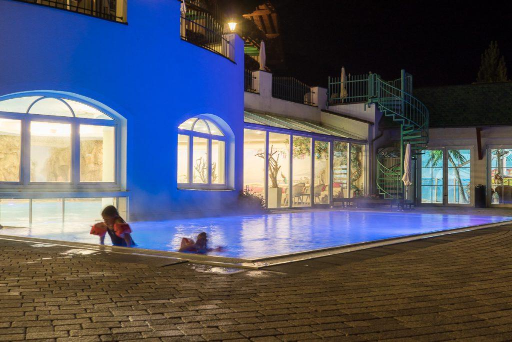 alpenrose lermoos Schwimmbad