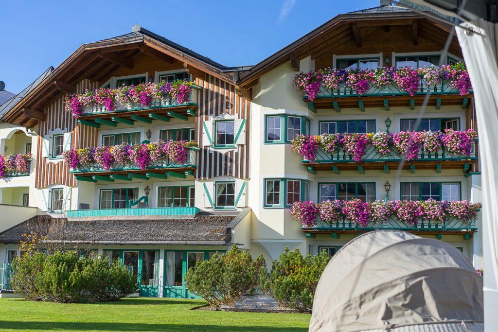 alpenrose lermoos hotel