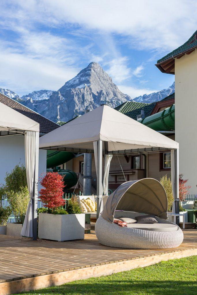 alpenrose lermoos Entspannung