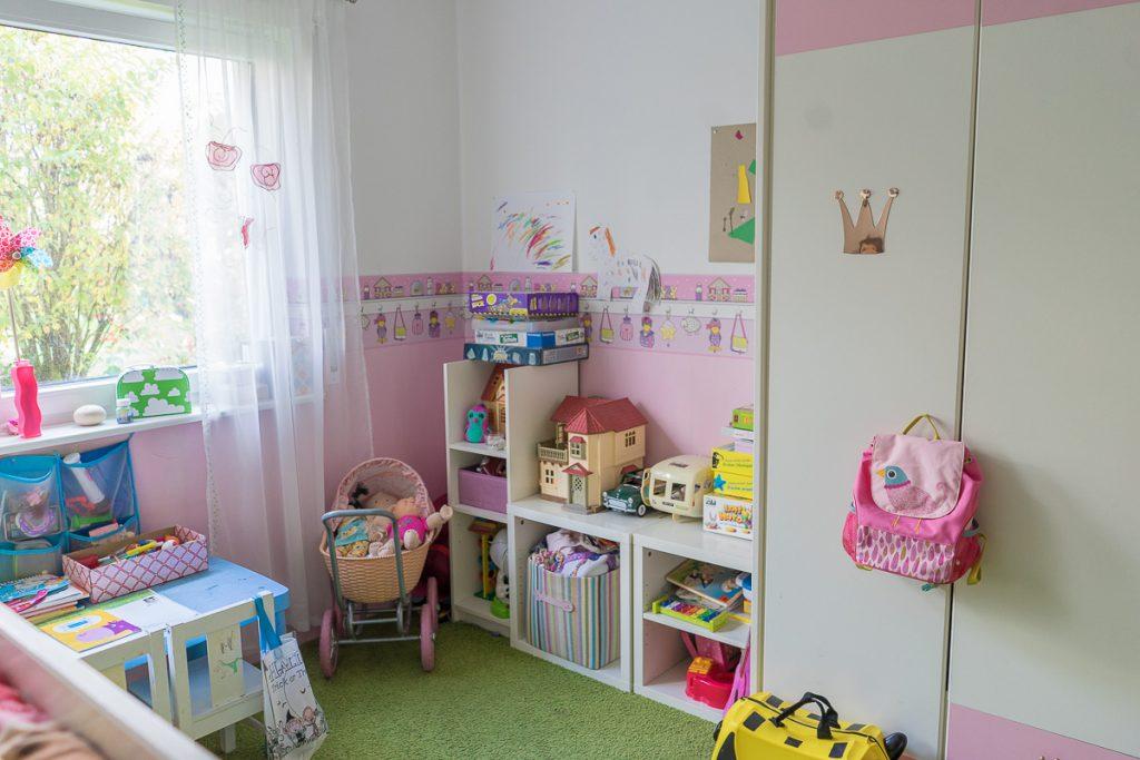 Kinderzimmer Renovierung plane