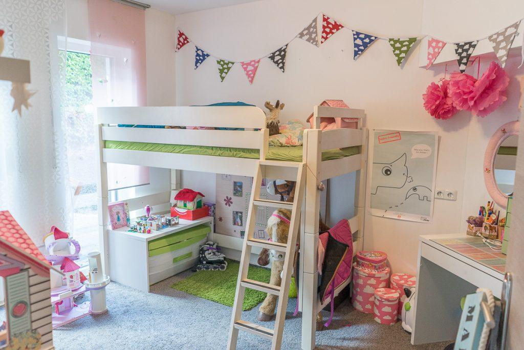 Kinderzimmer Renovierung vorher Bilder