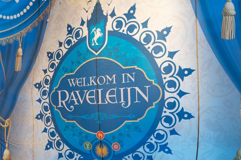 ravelin show efteling
