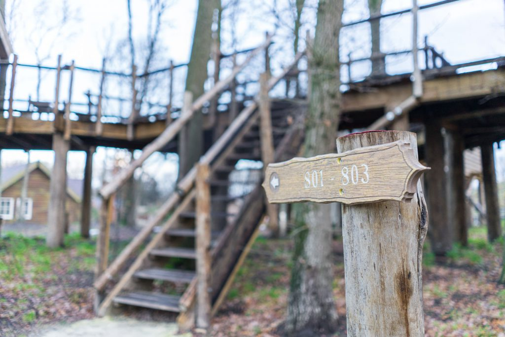 baumhaus efteling park