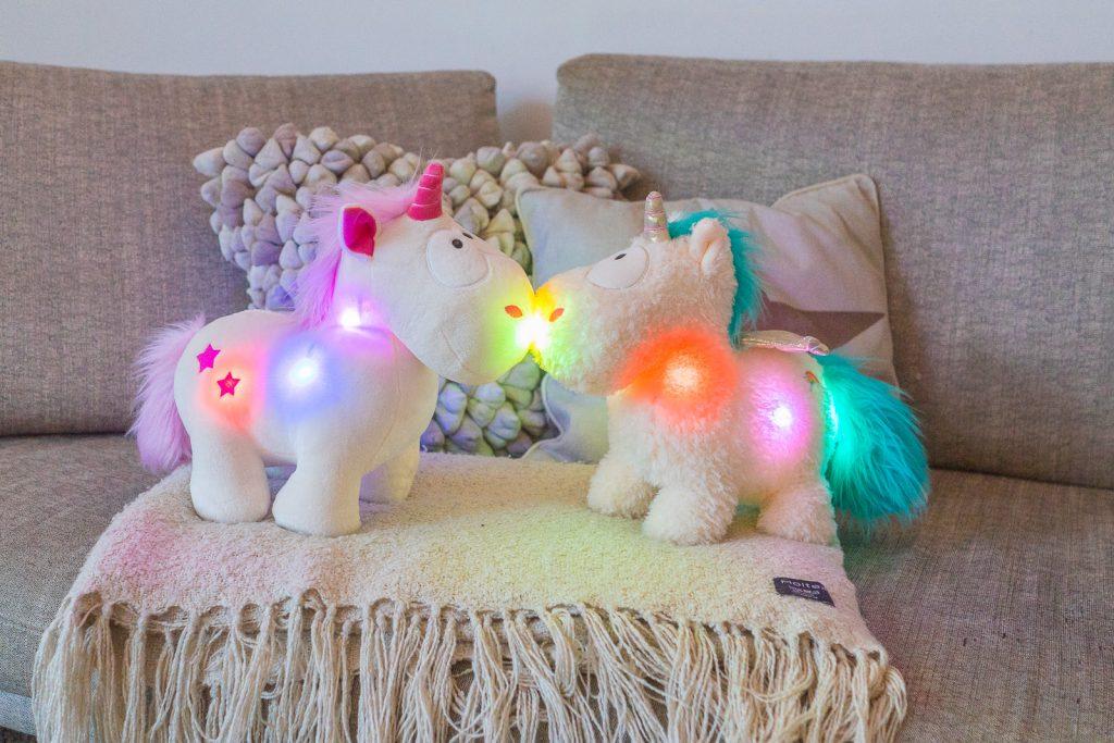 leuchtende Einhörner nici