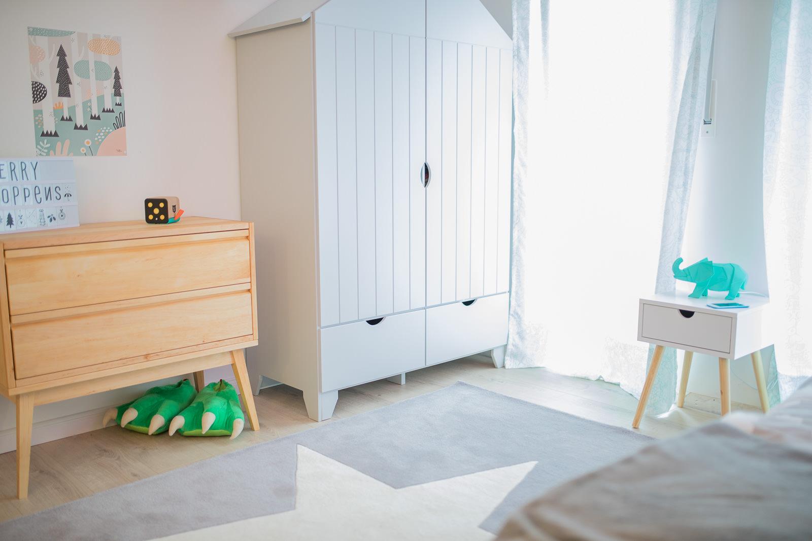 Kinderzimmer renovieren - Vorher Bilder & Pläne