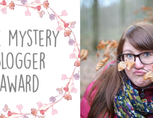 the mystery blogger award nenalisi