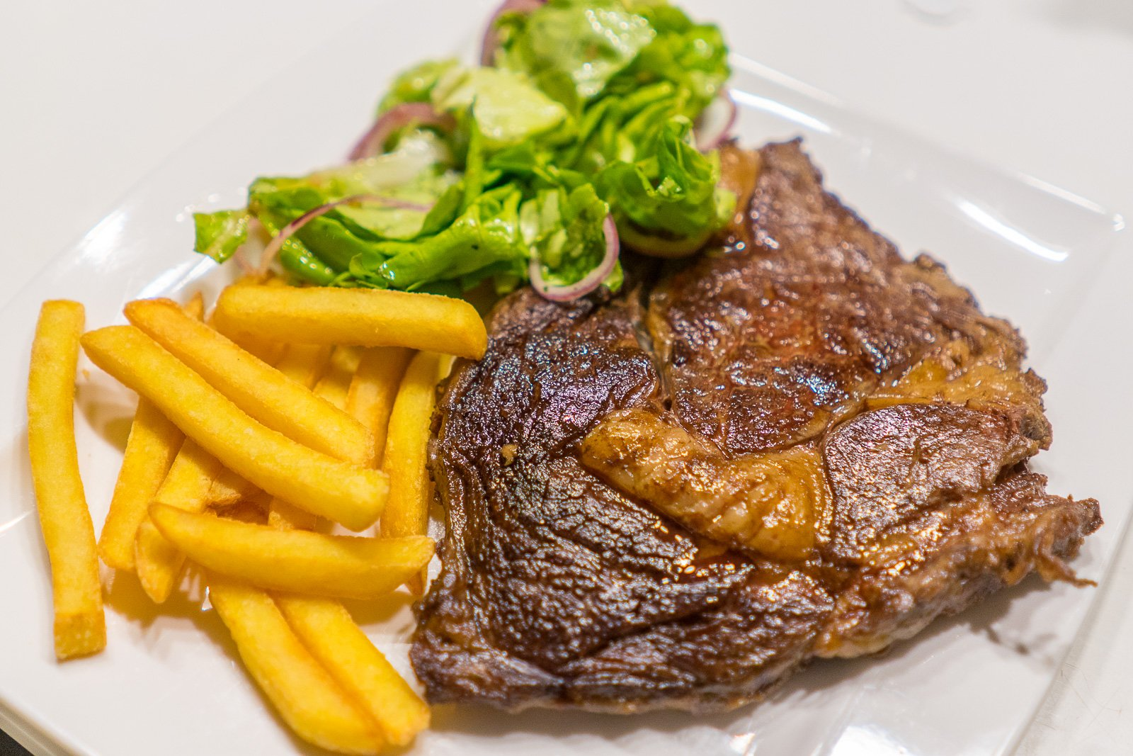 perfektes steak in 4 schritten