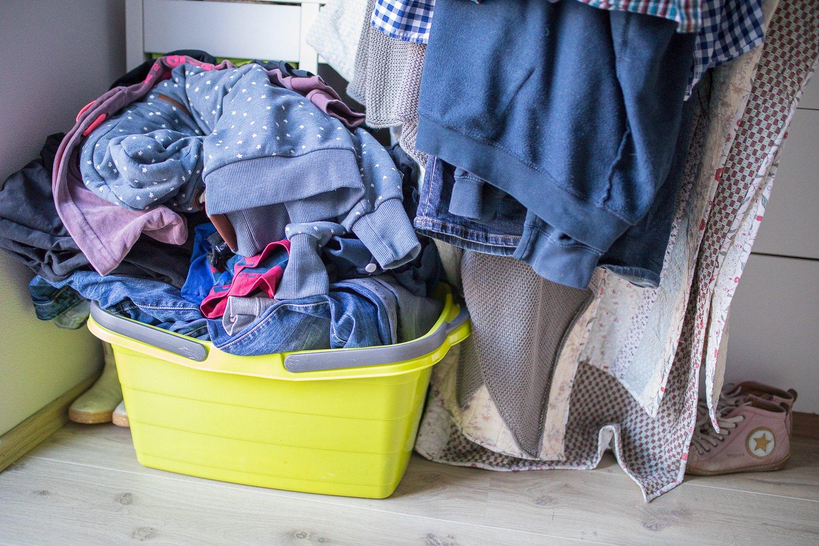 haushalt mütter wasche