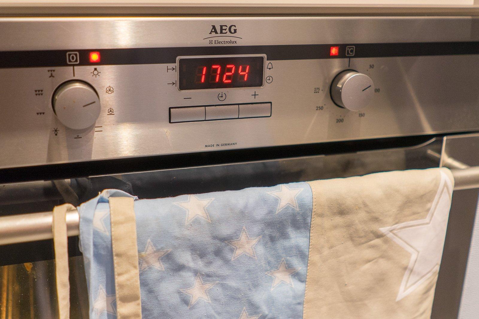 steak nach dem braten in den Ofen