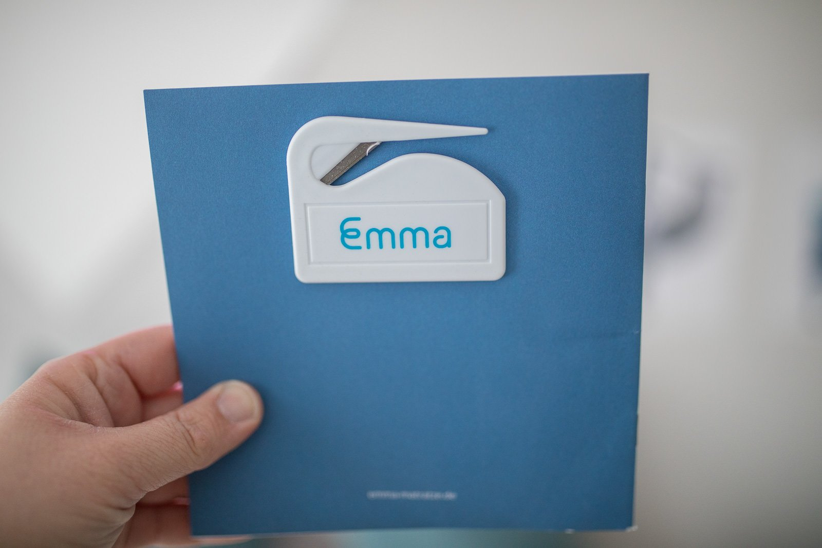 emma air auspacken