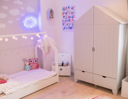 Kinderzimmer skani style
