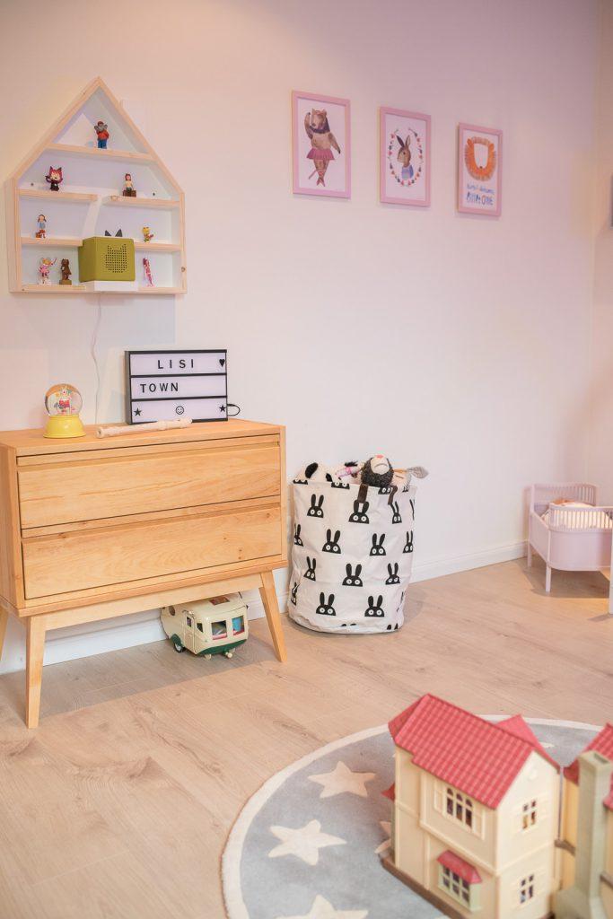 besondere deko Kinderzimmer