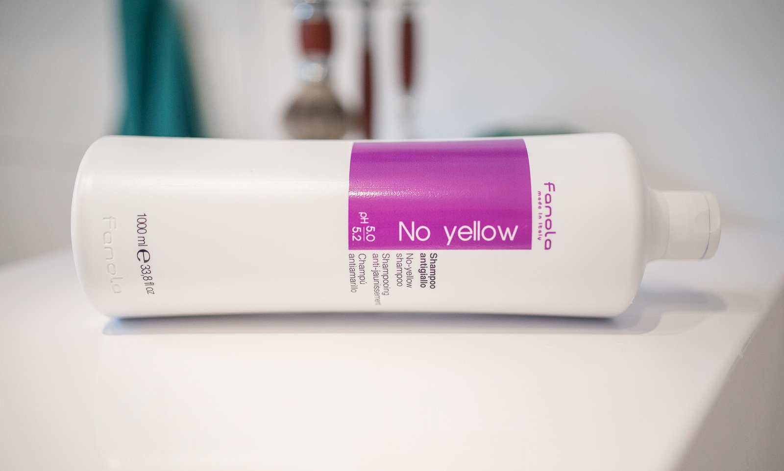 no yellow shampoo funktioniert