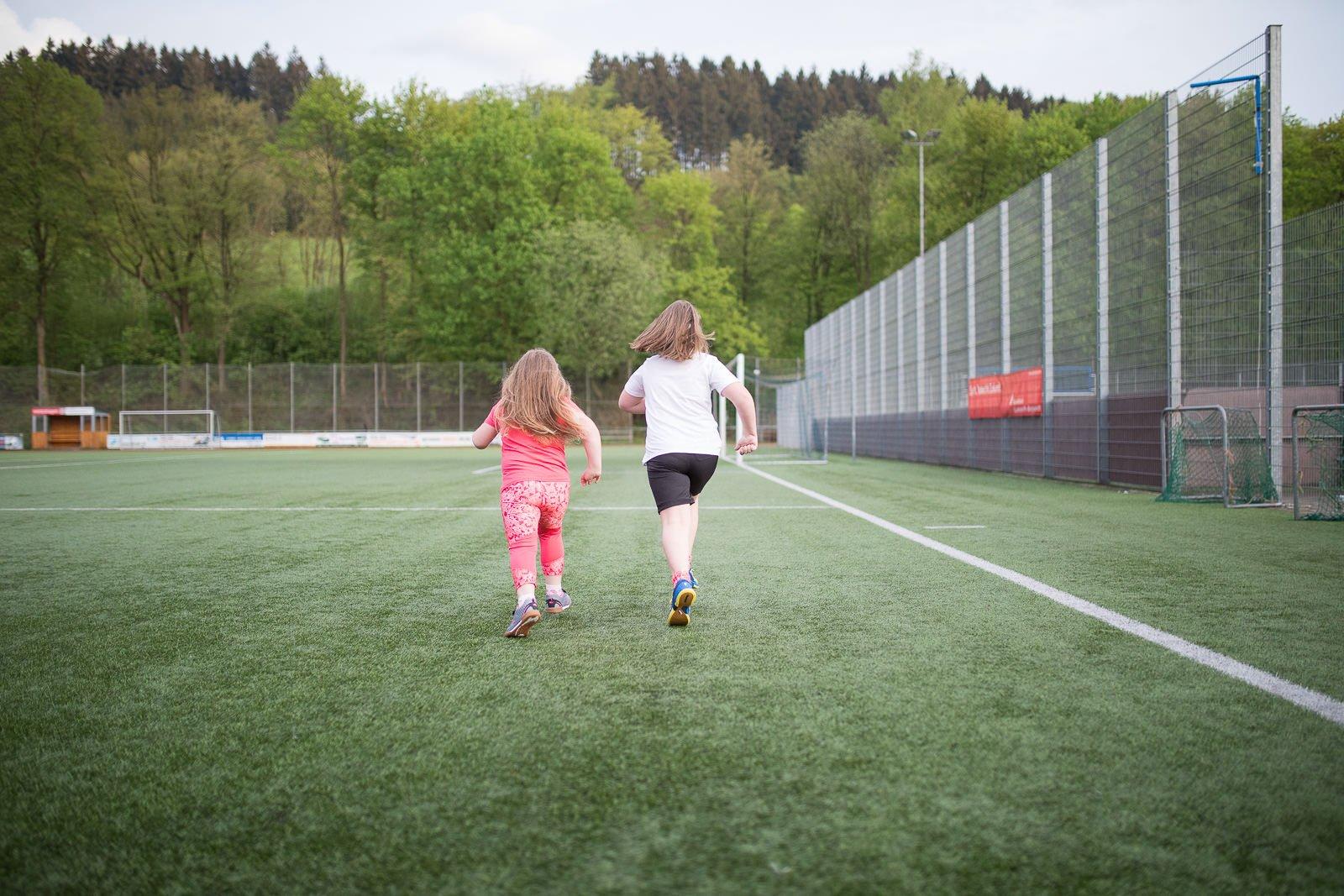 sportlich in den Frühling mit tausendkind
