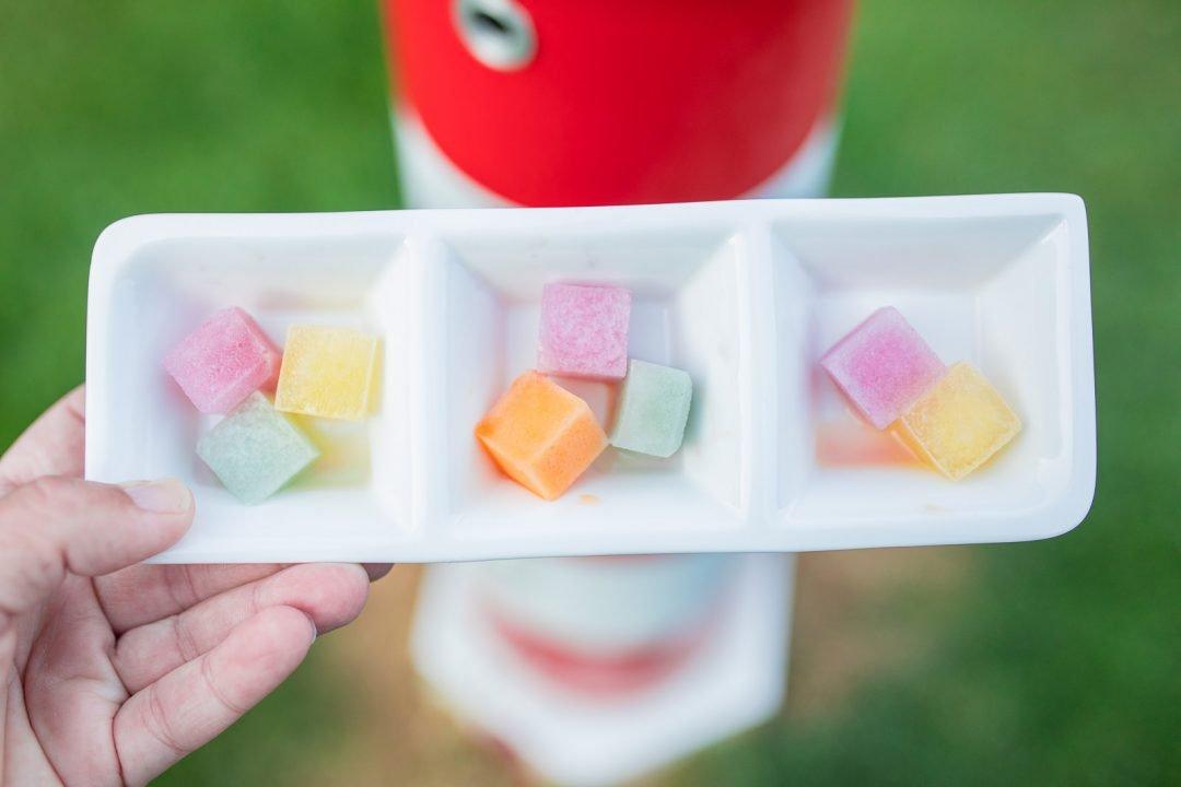 Lieblings Sommer-Rezept für Kinder: Leckere Ahoj Brause Eiswürfel #SX_01