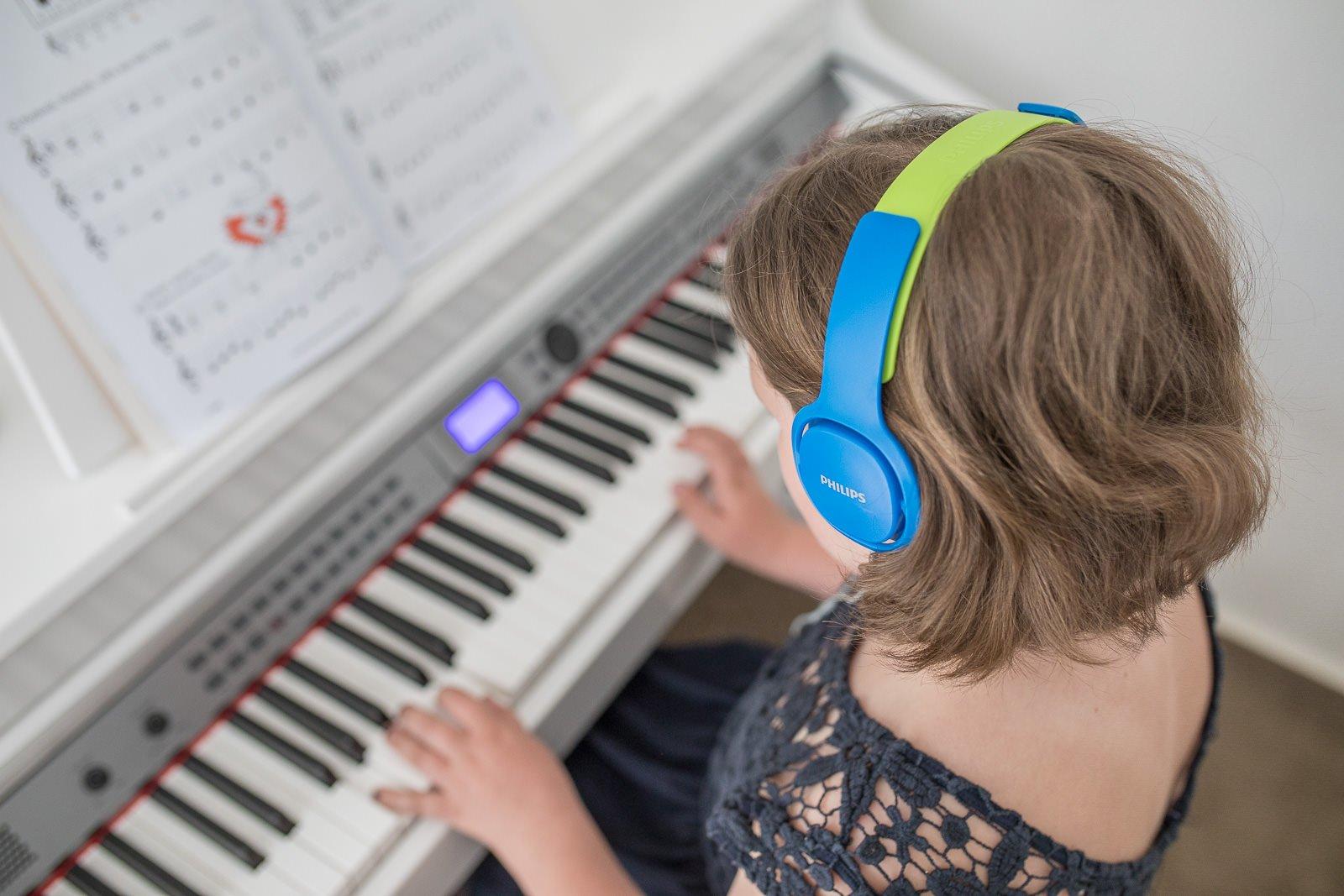 epiano für kinder Kopfhörer