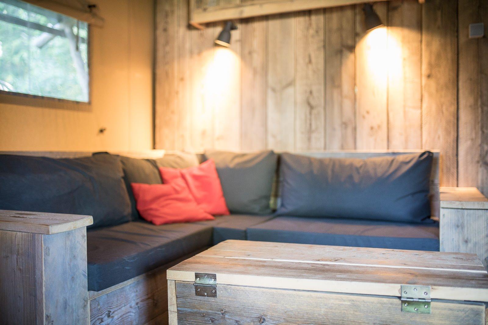 lodgezelt Wohnzimmer farmcamps