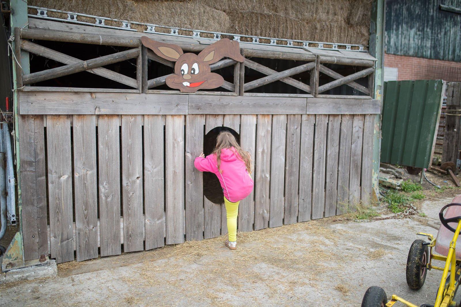 farmcamp de bosrand Spielscheune