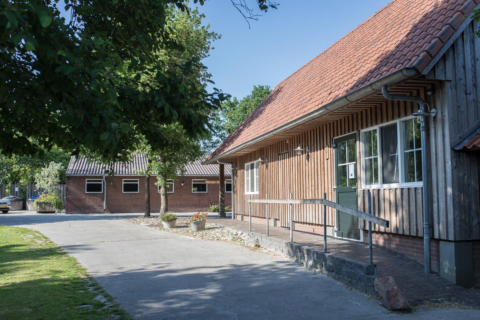 Waschhaus camping de bosrand