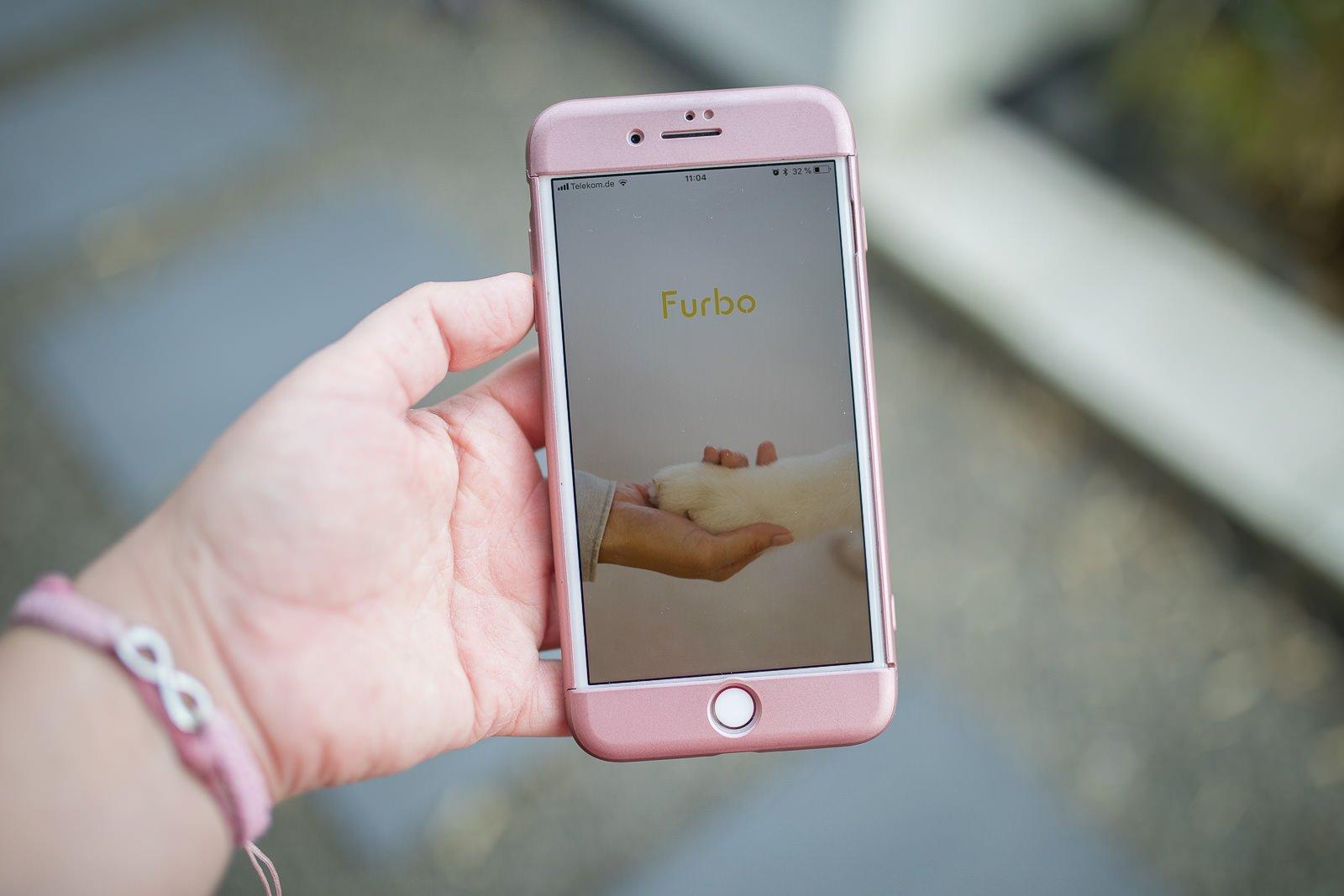 furbo app öffnen