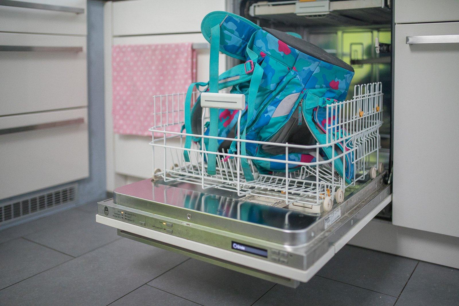 satch in der Spülmaschine waschen