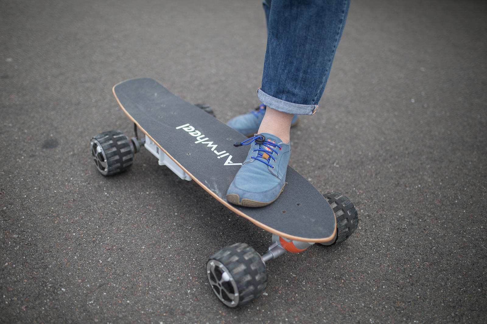 air wheel board Bilder
