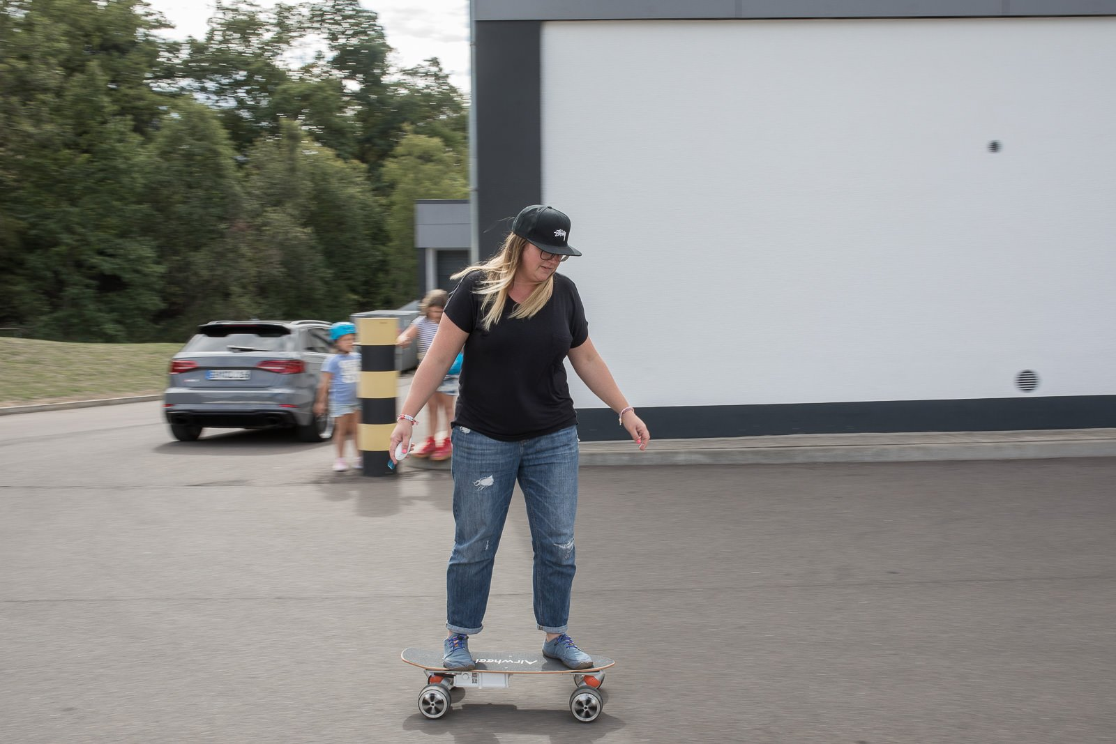 airwheel skateboard