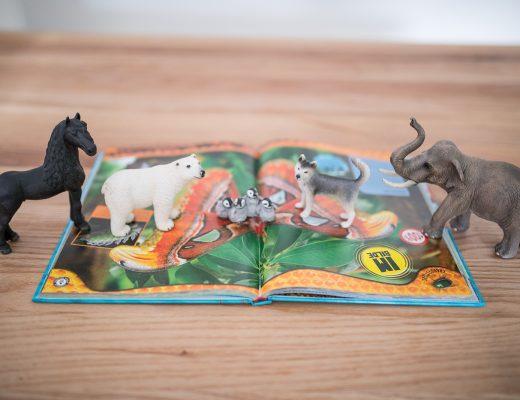 Guinness buch der Rekorde wilde Tiere