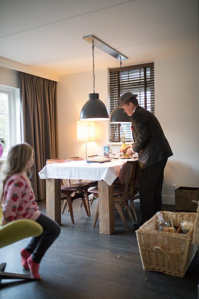Frühstücksservice Holland