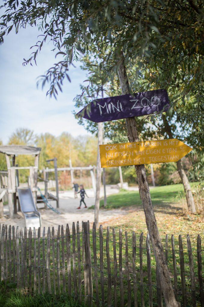 Hof van Eckberge mini zoo