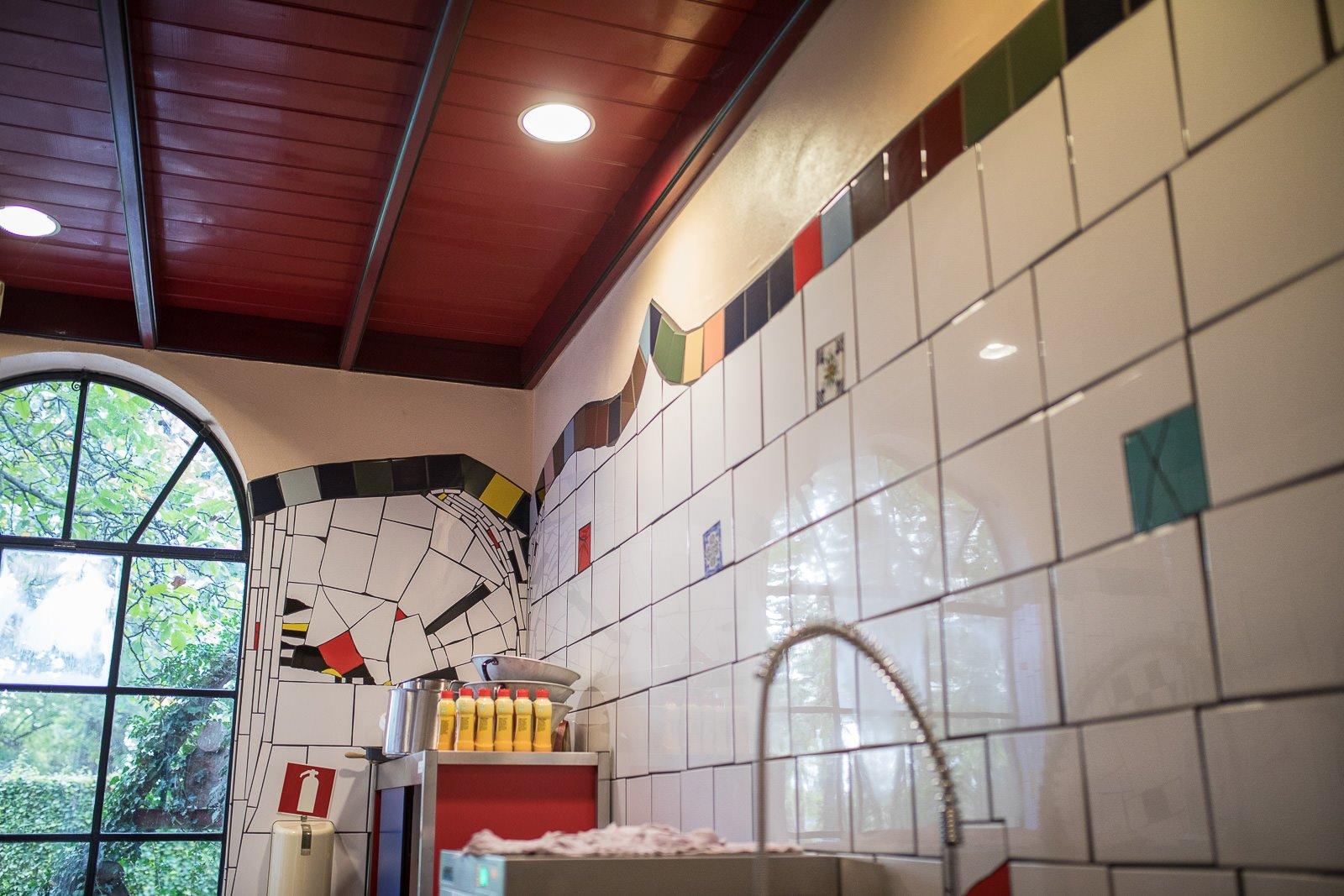 kaasboerderij weenink Hundertwasser
