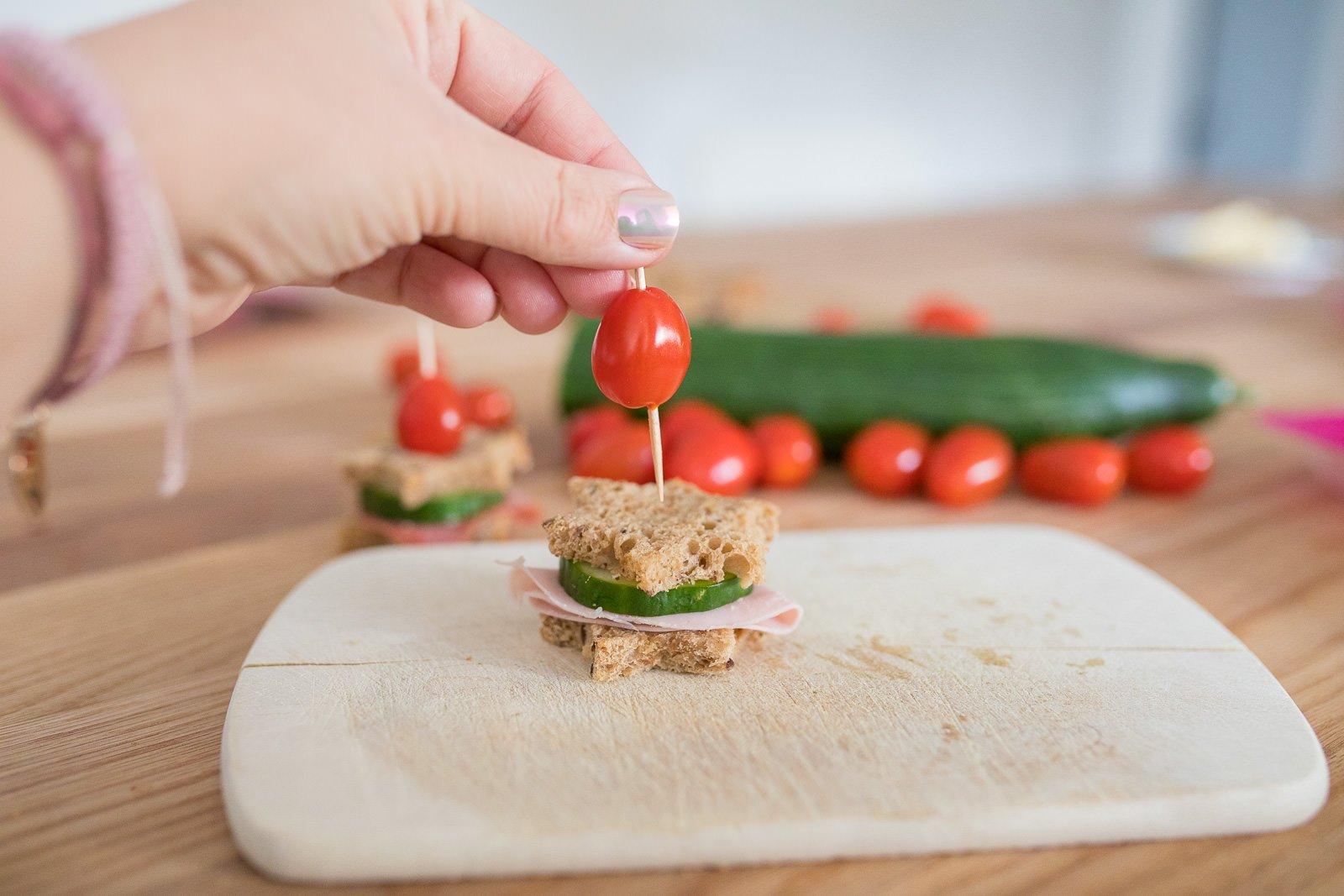 pausen Snack für kinder