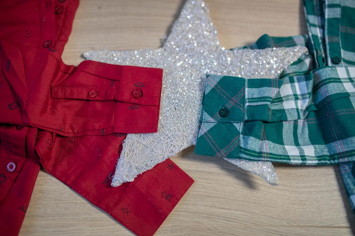 weihnachtsoutfit für Kinder Esprit