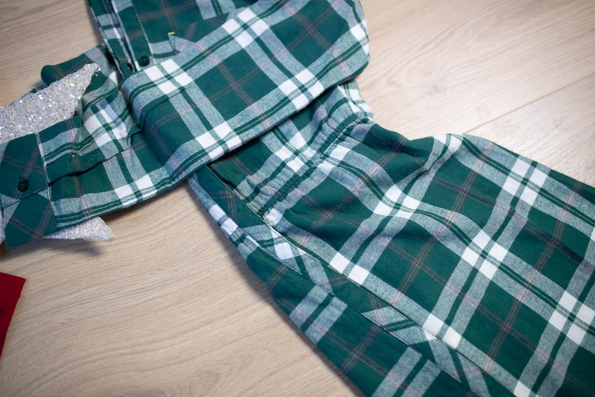 esprit Karo Hemdblusenkleid Kinder