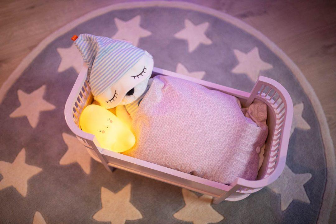 Schlafmützen Eisbär gute nacht