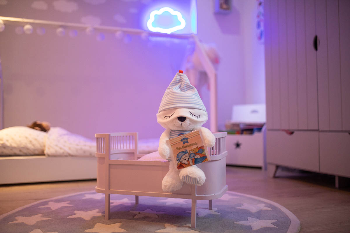 Schlafmützen Eisbär nice