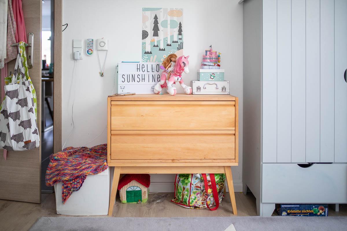 Der Plan Mehr Ordnung Im Kinderzimmer Vorher Nachher Bilder
