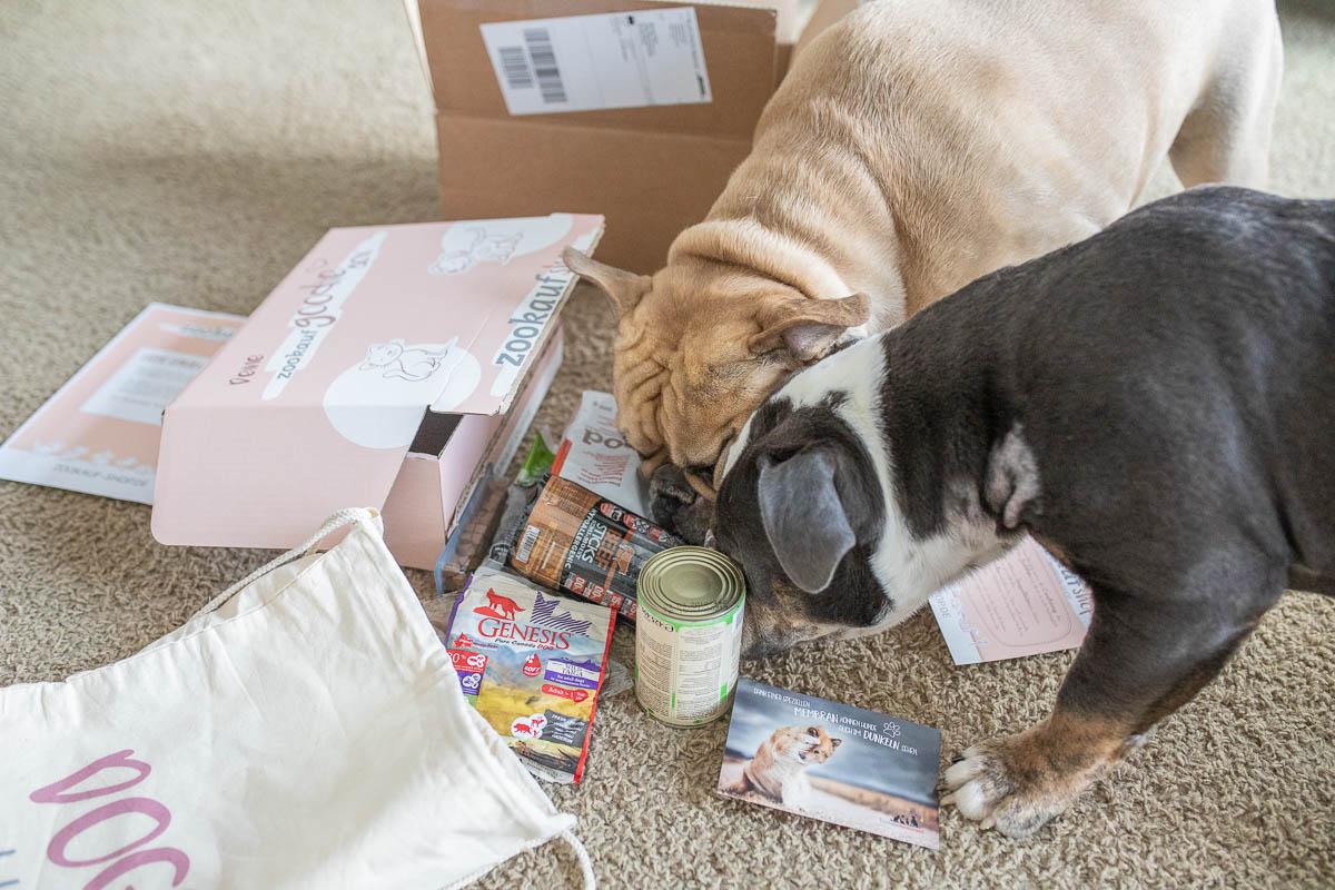 Hundefutter zookauf-shop