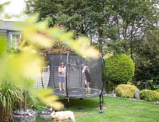 trampolin von exit kaufen