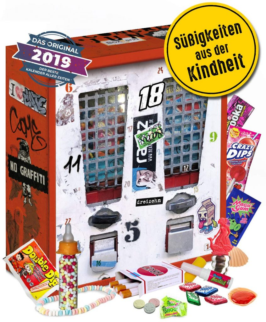 retro adventskalender