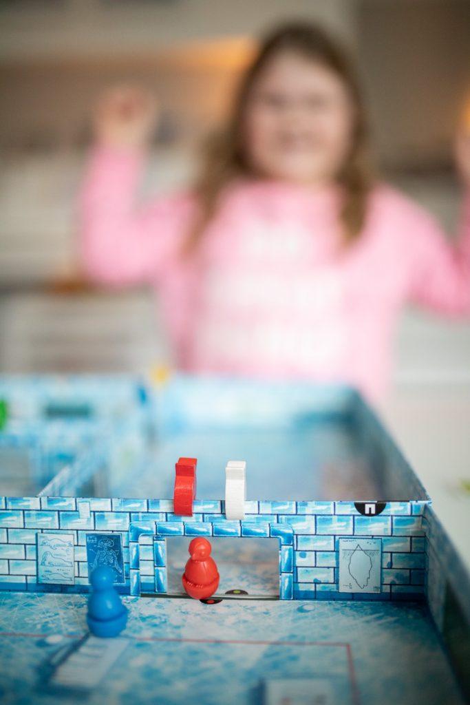 icecool Brettspiel Kinder